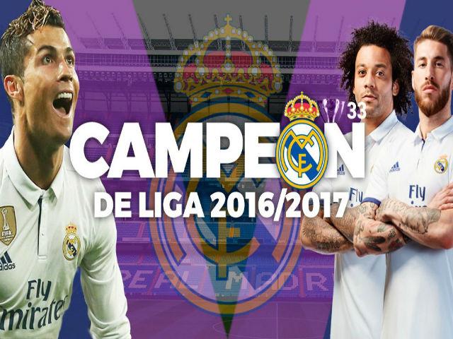 Real vô địch Liga: Ronaldo, Ramos quậy tung đường phố Madrid - 16