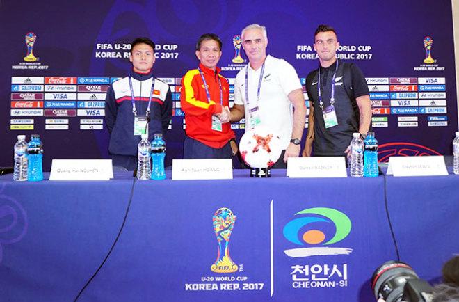 Chi tiết U20 Việt Nam - U20 New Zealand: Thế trận trên cơ (KT) - 21