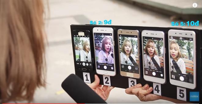 Thách thức selfie và cái kết bất ngờ thuộc về smartphone thương hiệu Việt - 1