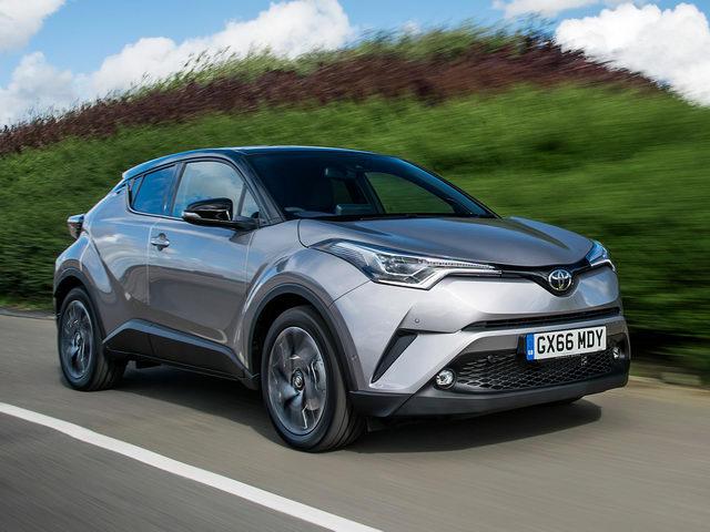 Toyota C-HR giá 514 triệu đồng khiến dân Nhật thèm khát - 1