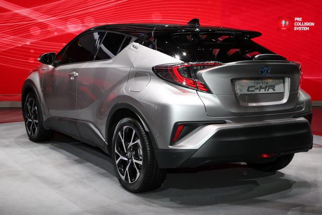 Toyota C-HR giá 514 triệu đồng khiến dân Nhật thèm khát - 2