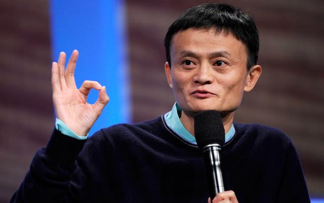 Jack Ma dặn con trai: Từ ái tình, tiền bạc và thành công - 1