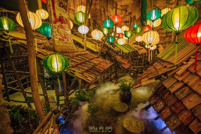 Kiệt tác khu ẩm thực 'ven sông' đẹp mê hồn giữa trung tâm Hà Nội - 2