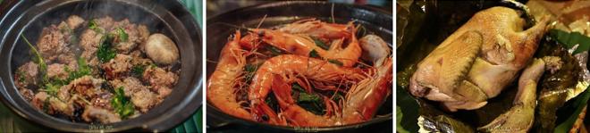 Kiệt tác khu ẩm thực 'ven sông' đẹp mê hồn giữa trung tâm Hà Nội - 4
