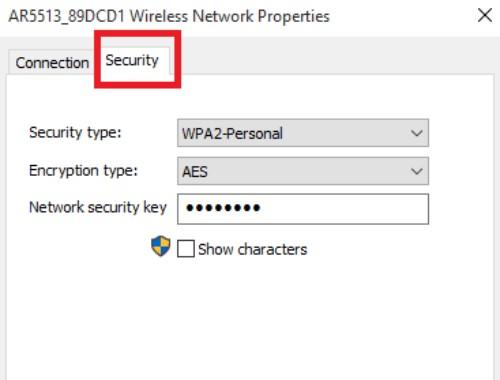 Mẹo tìm mật khẩu Wi-Fi từng truy cập trên máy tính Windows - 5