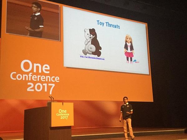 Thần đồng công nghệ 11 tuổi biến gấu bông thành vũ khí tấn công mạng - 2