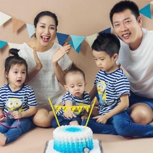 Ốc Thanh Vân hé lộ bí quyết 3 con mà eo vẫn thon như thiếu nữ - 1