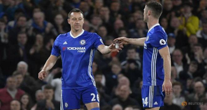 """Chelsea hậu ngôi vương: """"Nồi da nấu thịt"""" vì băng đội trưởng - 1"""