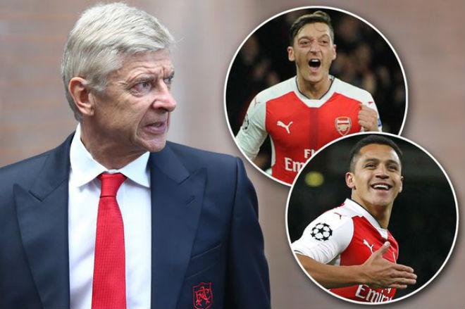 Arsenal – Wenger trượt tốp 4: MU & Bayern xâu xé SAO - 1