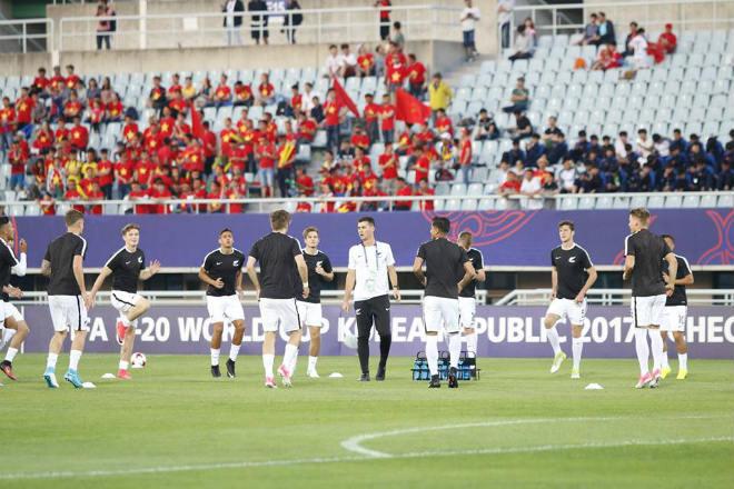 Chi tiết U20 Việt Nam - U20 New Zealand: Thế trận trên cơ (KT) - 13