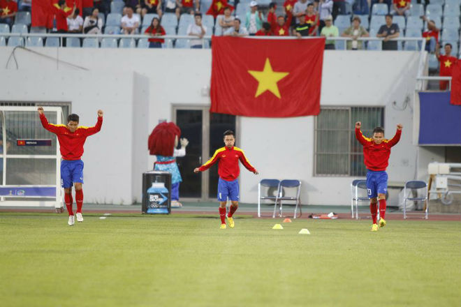 Chi tiết U20 Việt Nam - U20 New Zealand: Thế trận trên cơ (KT) - 11
