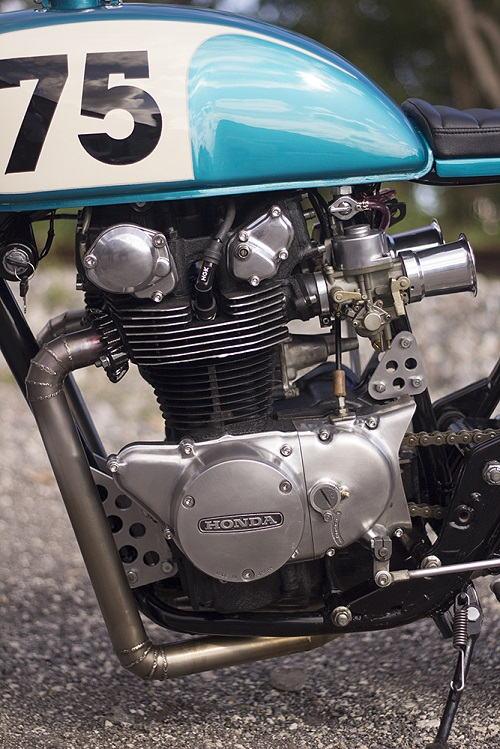 """Honda CB500T 1975 """"lột xác"""" dưới bàn tay """"phù thủy"""" - 5"""