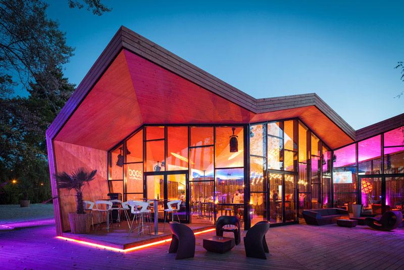 Nhà hàng gây sốt vì kiến trúc góc cạnh độc đáo - 11