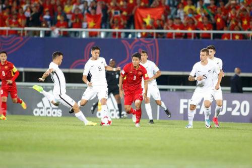 Chi tiết U20 Việt Nam - U20 New Zealand: Thế trận trên cơ (KT) - 5