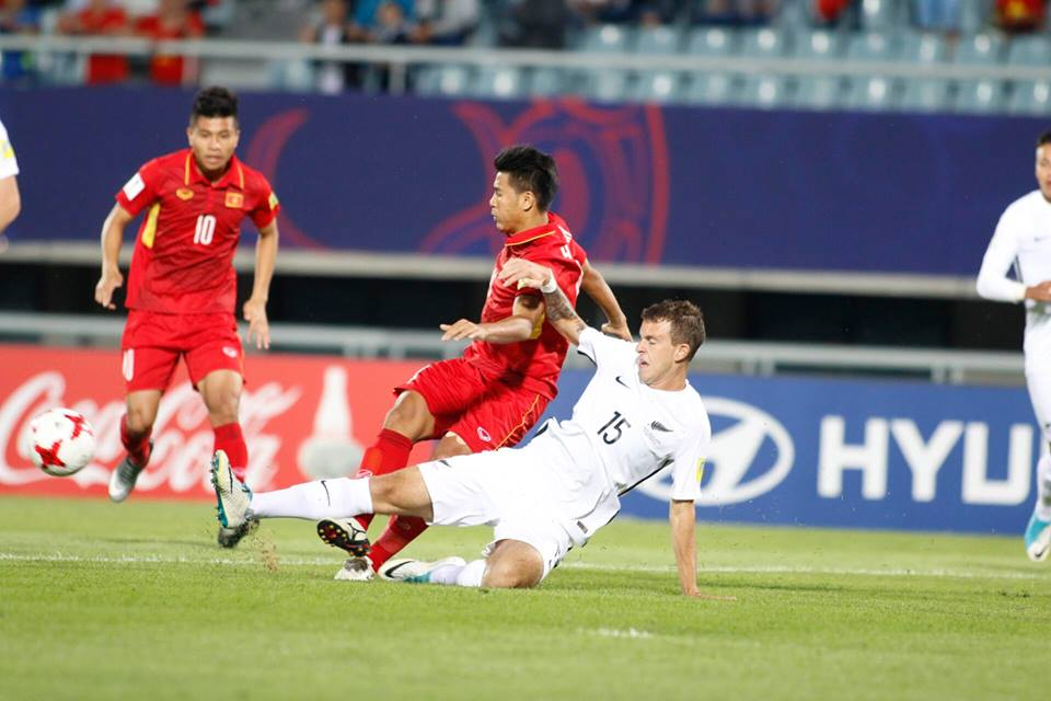 Chi tiết U20 Việt Nam - U20 New Zealand: Thế trận trên cơ (KT) - 4