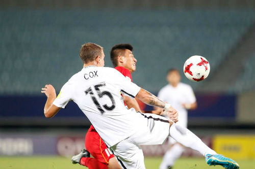 Chi tiết U20 Việt Nam - U20 New Zealand: Thế trận trên cơ (KT) - 7