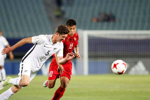 Chi tiết U20 Việt Nam - U20 New Zealand: Thế trận trên cơ (KT) - 6