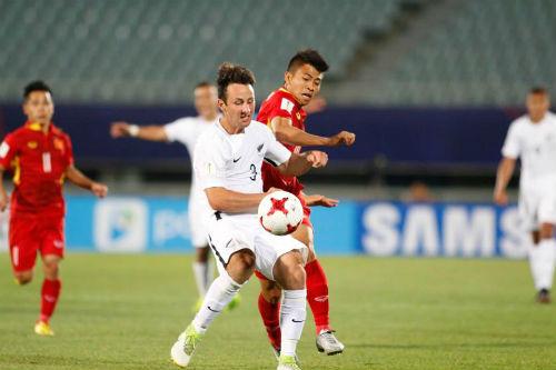 Chi tiết U20 Việt Nam - U20 New Zealand: Thế trận trên cơ (KT) - 9