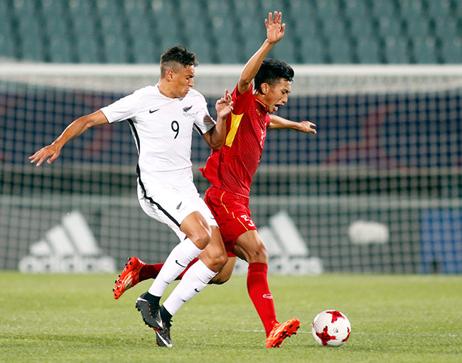 U20 Việt Nam đấu U20 New Zealand với...13 cầu thủ - 1