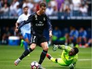Bóng đá - Góc chiến thuật Malaga - Real: Ronaldo phủ đầu, Zidane thao lược