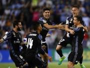 """Bóng đá - Real """"lên đỉnh"""" Liga sau nửa thập kỉ: Ronaldo, Zidane vỡ òa"""