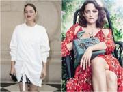 Thời trang - Người tình tin đồn của Brad Pitt bị Dior sa thải vì già và mập?