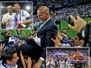 Bóng đá - Liga 2017 hạ màn: Zidane – Ronaldo hạ đo ván Messi