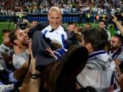 Bóng đá - Zidane đưa Real lên ngôi vô địch Liga: Hình bóng Sir Alex