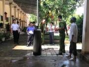 Tin tức trong ngày - Sơ tán hơn 200 học sinh vì bình gas bất ngờ bốc cháy