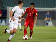 Bóng đá - Chi tiết U20 Việt Nam - U20 New Zealand: Thế trận trên cơ (KT)