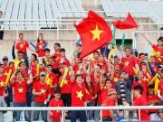 Bóng đá - Fan nữ xinh hừng hực khí thế cổ vũ U20 Việt Nam đá U20 New Zealand
