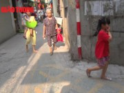 Tin tức trong ngày - Dân HN ngỡ ngàng khi đường dành riêng cho trẻ bất ngờ bị xóa
