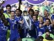 """Chelsea: Conte  """" tăng động """" , Terry nghẹn ngào ngày nhận cúp"""