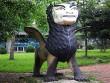 """Khu vườn toàn  """" quái thú """"  độc, lạ và dị nhất Việt Nam"""