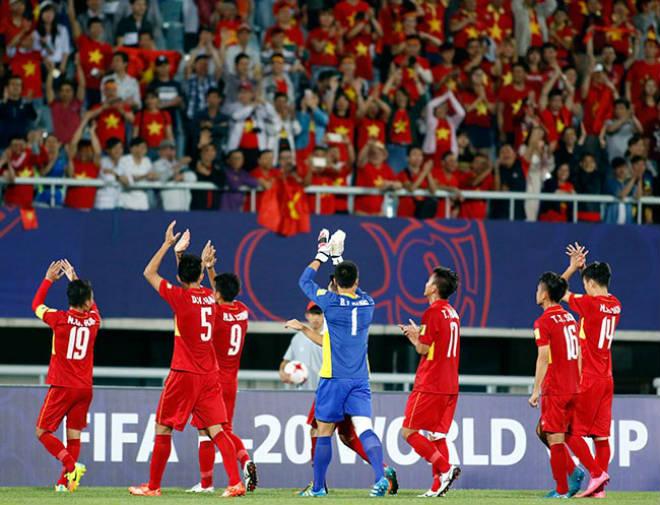 U20 Việt Nam ghi điểm ở World Cup: Chiến đấu đầy cảm xúc - 8