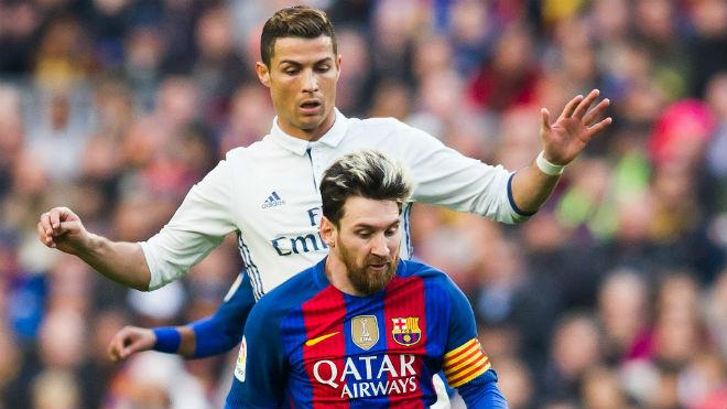 Đội hình hay nhất châu Âu: Có Messi, không Ronaldo - 1