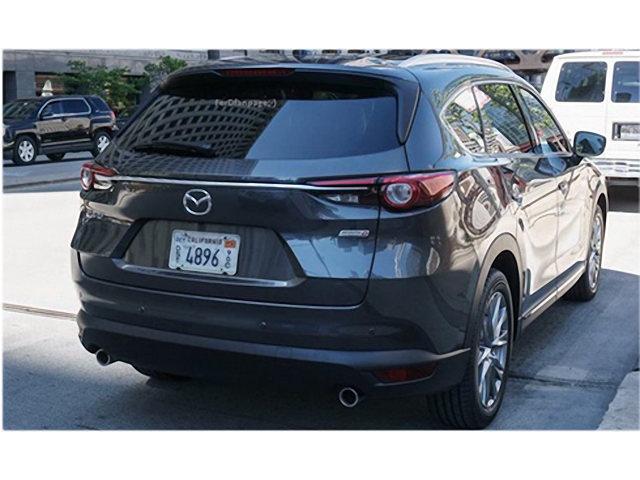 Những hình ảnh đầu tiên của Mazda CX-8 tại Mỹ