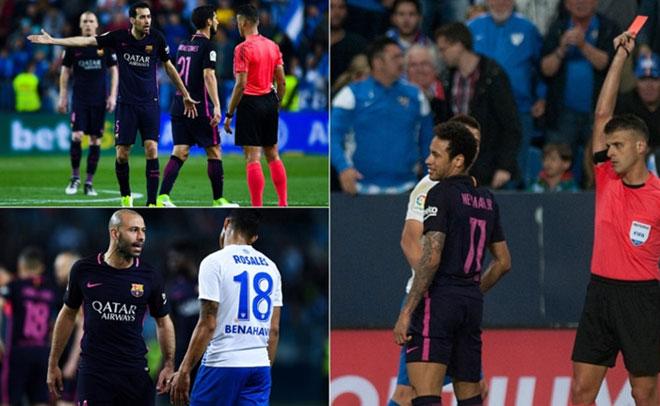 Barca bị Real soán ngôi: Tiên trách kỷ, hậu trách...trọng tài - 4