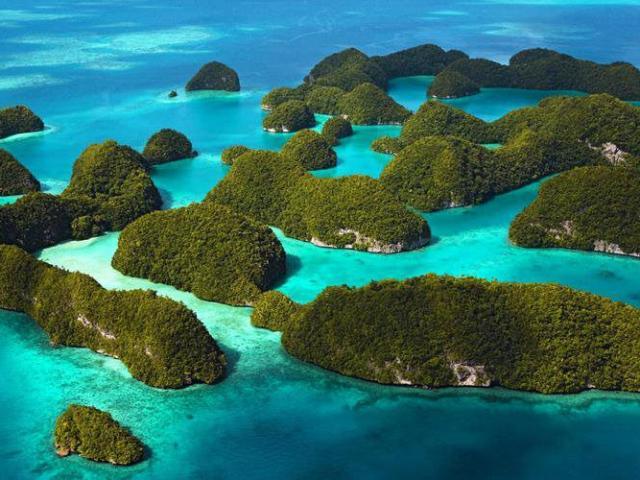 Đến ngay 10 địa danh đẹp hiếm có này trước khi chúng biến mất khỏi Trái đất