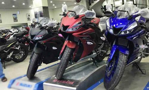 Yamaha R15 2017 đầu tiên về Việt Nam giá 125 triệu VNĐ - 1
