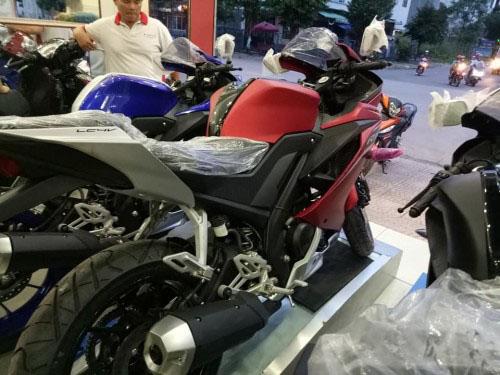 Yamaha R15 2017 đầu tiên về Việt Nam giá 125 triệu VNĐ - 5