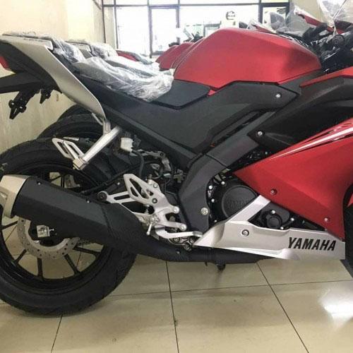 Yamaha R15 2017 đầu tiên về Việt Nam giá 125 triệu VNĐ - 8