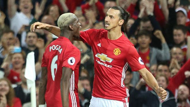 Kante, Ibra, Pogba dẫn đầu top 10 tân binh Premier League - 3