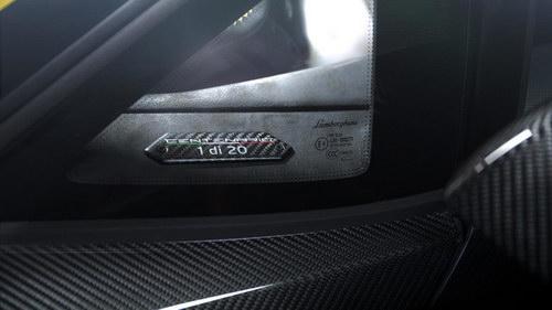 Lamborghini Centenario 43,1 tỷ đồng đã đến châu Á - 3