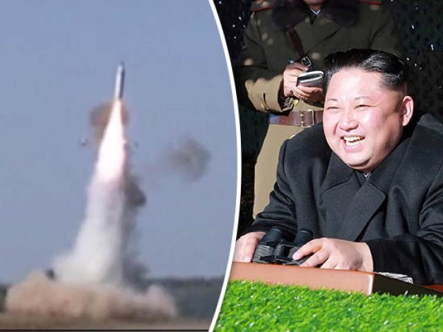Triều Tiên tung video phô diễn sức mạnh tên lửa hạt nhân