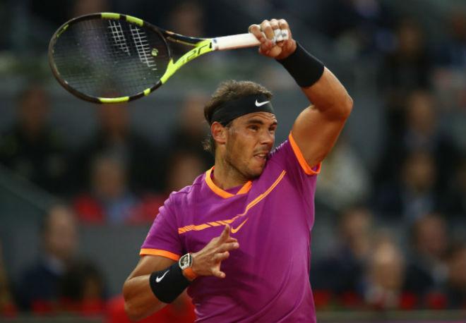 Roland Garros: Cả làng tennis nể sợ VUA Nadal - 1