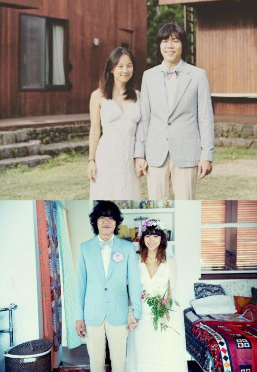 Bất ngờ kết quả xếp hạng cặp vợ chồng đẹp nhất xứ Hàn - 1