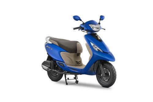 Xe ga 2017 TVS Scooty Zest 110 giá 16,86 triệu VNĐ - 4