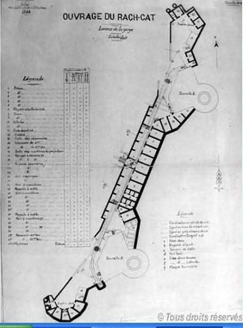 Bí ẩn pháo đài chiến lược lớn bậc nhất Đông Dương - 2