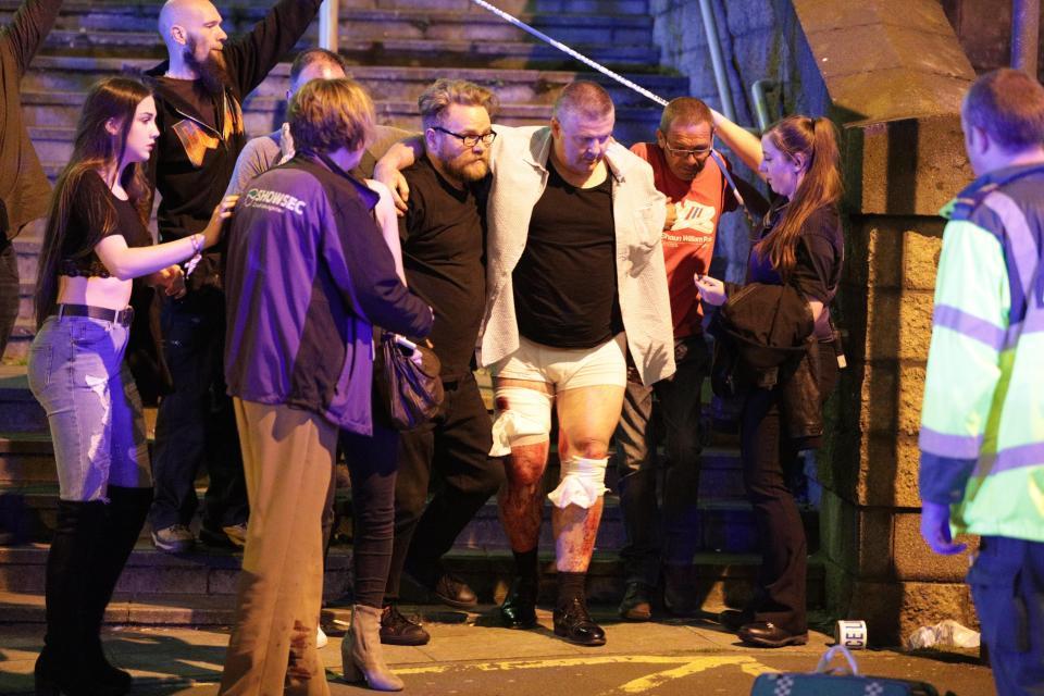 Vụ đánh bom ở Manchester: Hết sức tinh vi, kỹ lưỡng - 1